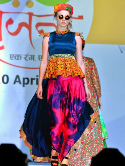 Top fashion design institute in delhi